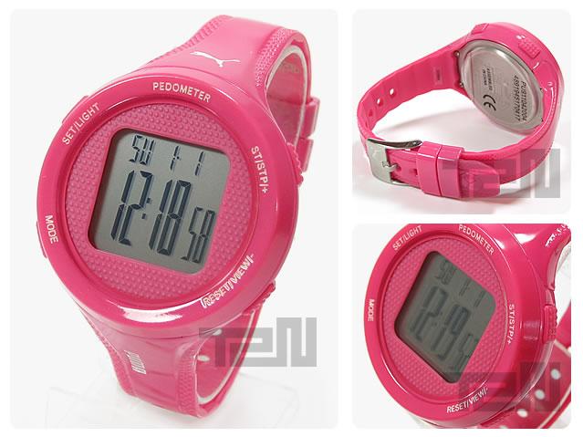 PUMA/プーマ PU911042004 Step/ステップ ユニセックスウォッチ 腕時計