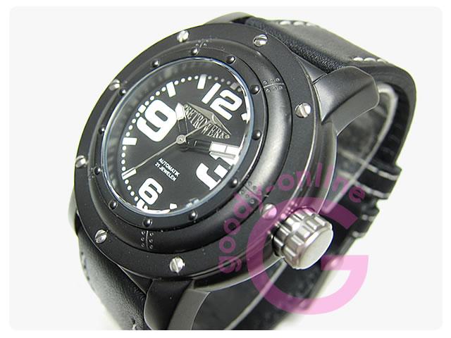 RETROWERK(レトレック/レトロヴェルク) R014/R-014 自動巻き 日本ムーブメント ミリタリー メンズウォッチ 腕時計