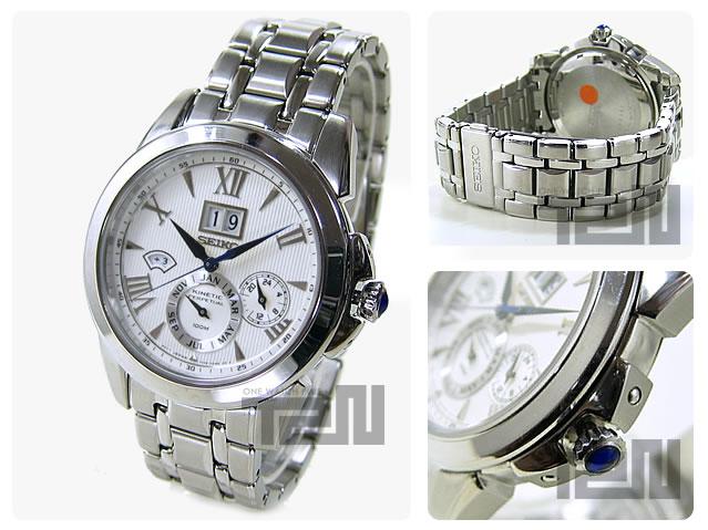 SEIKO (セイコ)SXDA31 Kinetic/キネティック パーペチュアルカレンダー メンズウォッチ 腕時計