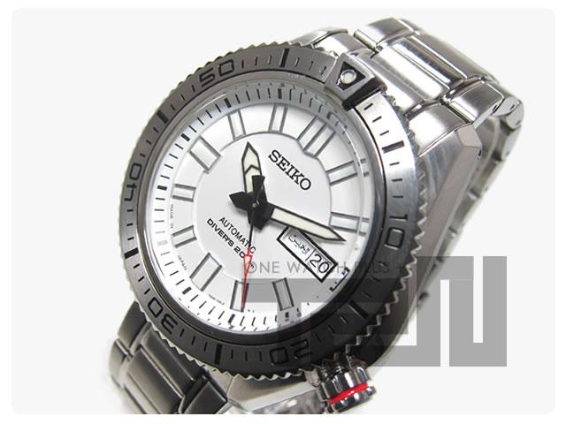 SEIKO5(セイコーファイブ) SKZ323J1 自動巻き メンズウォッチ SEIKO5/セイコ−5 腕時計