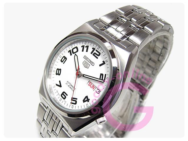 SEIKO5(セイコーファイブ)  SNK653K1 自動巻きジャパンムーブメント搭載 メンズウォッチ 腕時計