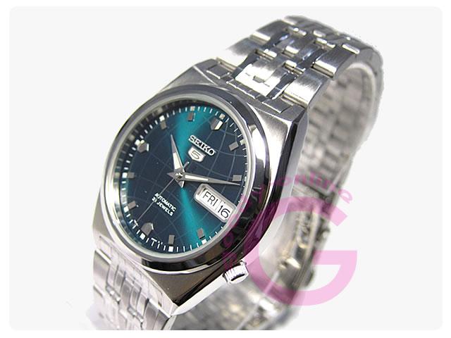 SEIKO5(セイコーファイブ)  SNK665K1 自動巻き メタルベルト メンズウォッチ 腕時計