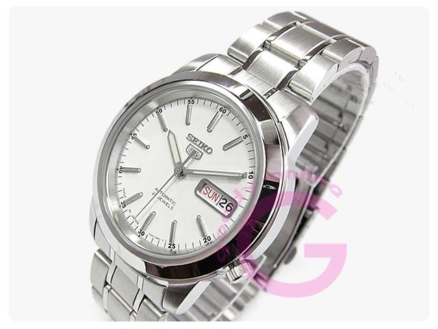 SEIKO5(セイコーファイブ) SNKE49J1 自動巻き メタルベルト メンズウォッチ 腕時計
