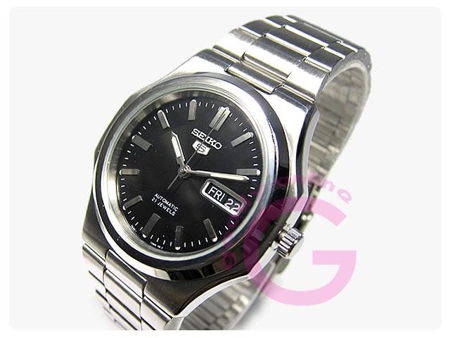 SEIKO5(セイコーファイブ)  SNKK47K1 自動巻き メンズウォッチ 腕時計