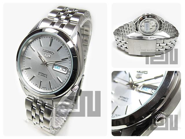 SEIKO5(セイコーファイブ) SNKL15K1 自動巻き メンズウォッチ SEIKO5/セイコ−5 腕時計