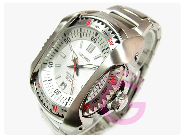 SEIKO(セイコー) SNQ087P1 パーペチュアルカレンダー メタルベルト メンズウォッチ 腕時計