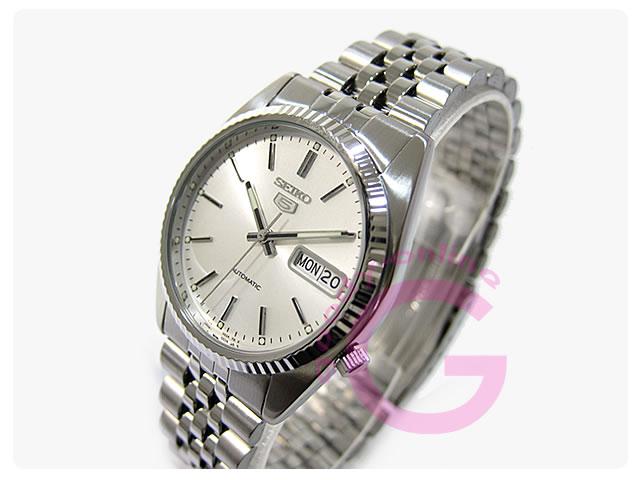 SEIKO5(セイコー5) SNXJ89K 自動巻き 人気モデル メンズウォッチ 腕時計