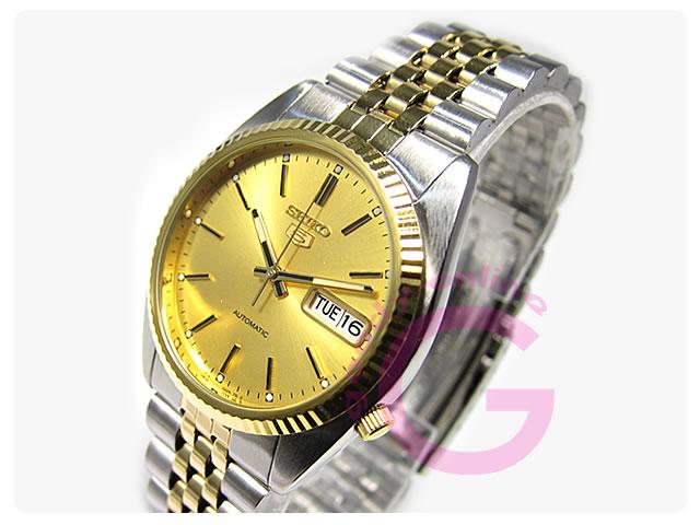 SEIKO5(セイコー5) SNXJ92K 自動巻き 人気モデル メンズウォッチ 腕時計