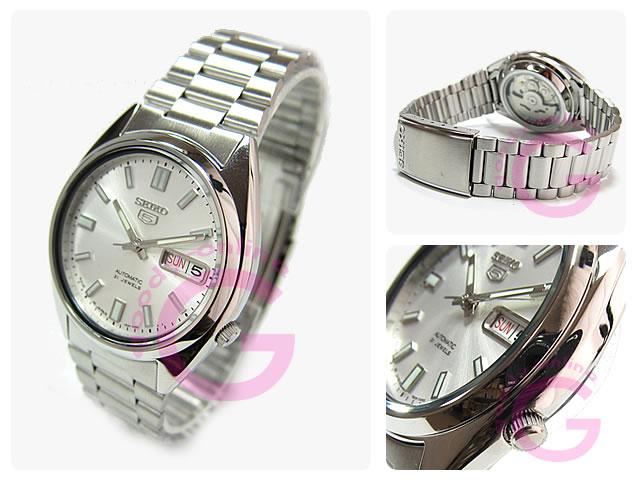 SEIKO5(セイコーファイブ) SNXS73J1 自動巻き メタルベルト メンズウォッチ 腕時計