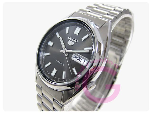SEIKO5(セイコーファイブ) SNXS79K 自動巻き オートマティック メンズウォッチ 腕時計