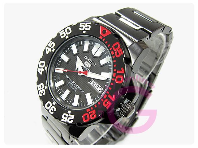 SEIKO5(セイコーファイブ) SNZF53J1 自動巻き ダイバーズモデル メンズウォッチ 腕時計