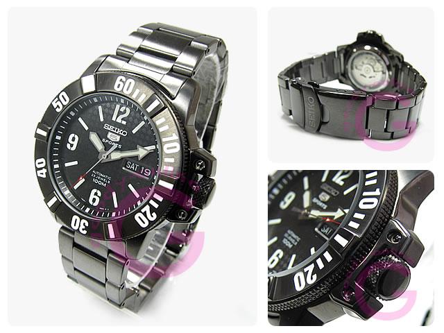 SEIKO5(セイコーファイブ) SNZG85K1 自動巻き ダイバーズモデル メンズウォッチ 腕時計