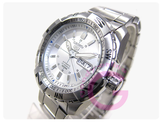SEIKO5(セイコーファイブ) SNZJ03J1 SPORTS/スポーツ ダイバーズタイプ メンズウォッチ 腕時計