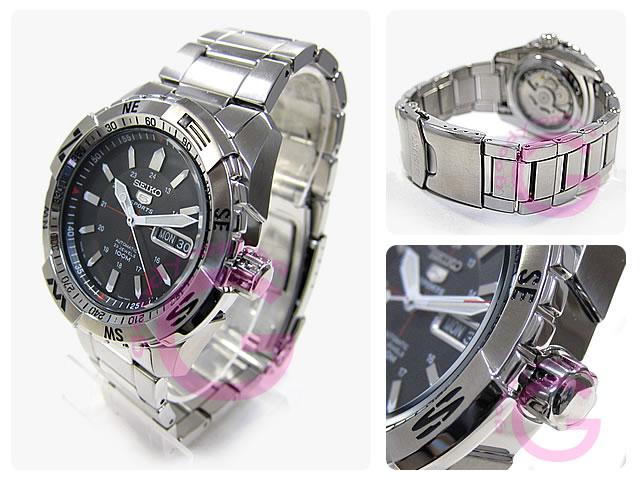 SEIKO5(セイコーファイブ) SNZJ05J1 SPORTS/スポーツ ダイバーズタイプ メンズウォッチ 腕時計
