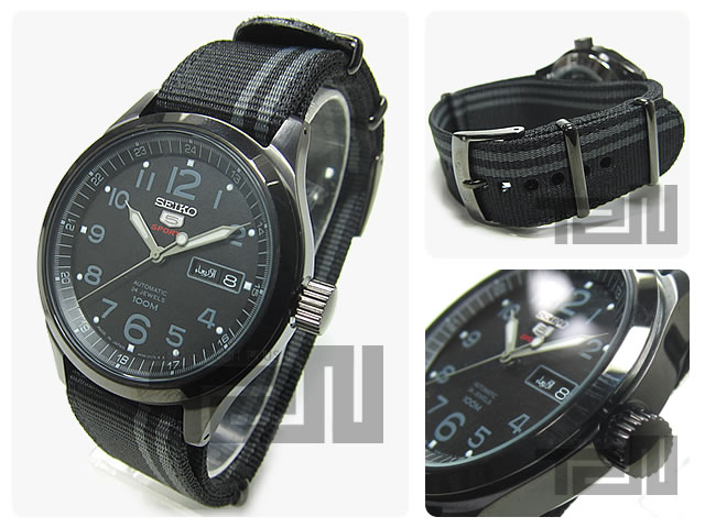 SEIKO5(セイコーファイブ) SRP277J1 自動巻き メンズウォッチ SEIKO5/セイコ−5 腕時計