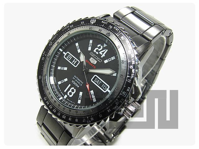 SEIKO5(セイコーファイブ) SRP355J1 自動巻き メンズウォッチ SEIKO5/セイコ−5 腕時計