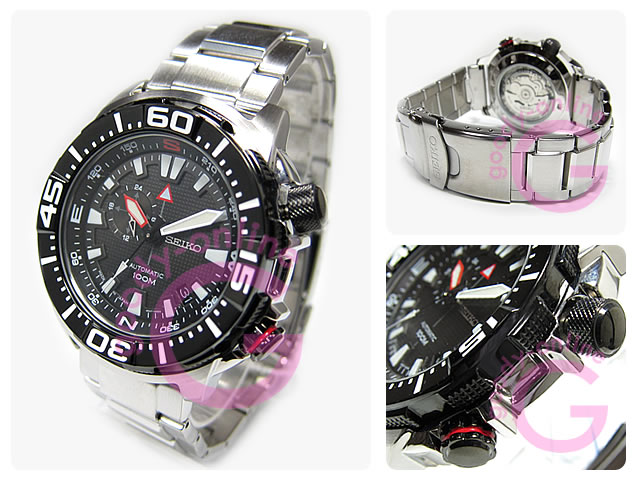 SEIKO(セイコー) SUPERIOR/スーペリア SSA049J1 自動巻き 方位表示インナーベゼル 腕時計