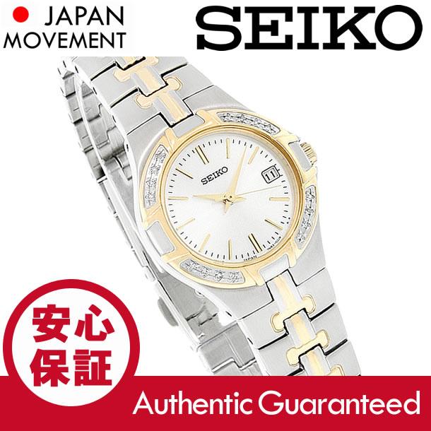 SEIKO (セイコ)SXDA42 ベーシック レディースウォッチ 腕時計