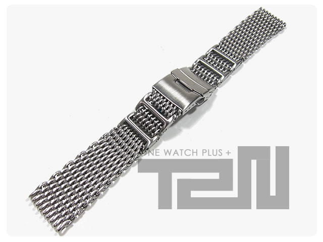 359cc84e0ee9d T2N Strap (T2Nストラップ) SHARK MESH T2N-12WHI-B 1.2mm ワイヤー