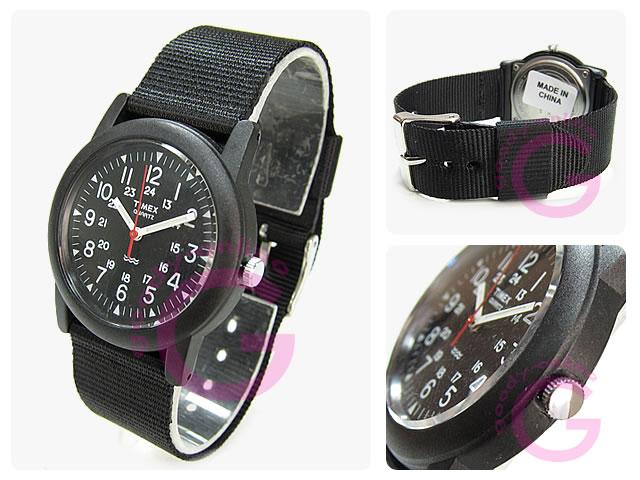 TIMEX(タイメックス) T18581 Camper/キャンパー ミリタリー メンズウォッチ 腕時計