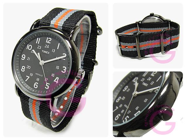 TIMEX(タイメックス) T2N892 ウィークエンダー ミリタリー メンズウォッチ 腕時計