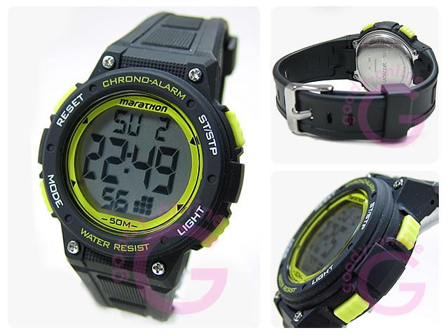 Timex (タイメックス) TW5K84900 Mid-Size Marathon/ミッドサイズ マラソン メンズウォッチ 腕時計