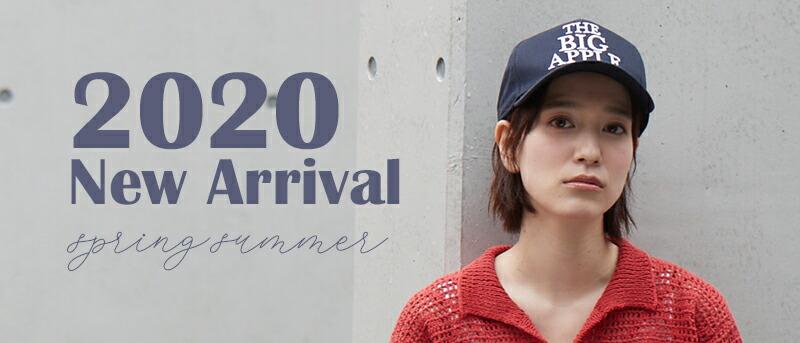2020年春夏New Arrival