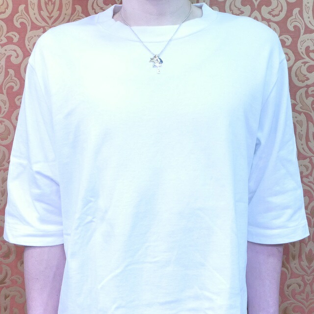 Gothic Tokyo Amp Japan Amplifier Japan Cross Necklace Men Silver 925 Ankh Cross Egypt Cross