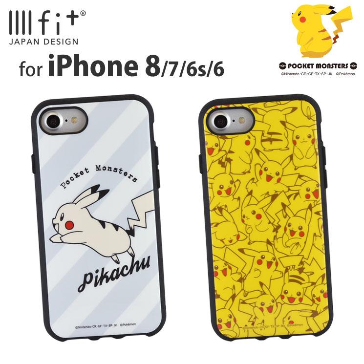 f11274538d ポケットモンスター IIIIfi+(R)(イーフィット) iPhone8/7/6s/6対応ケース ...
