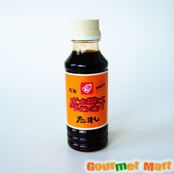 【ベル食品】成吉思汗(ジンギスカン)のたれ瓶
