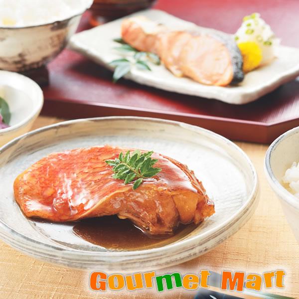 北海道海鮮ギフトセット[G-01]焼き魚・煮魚詰合せ