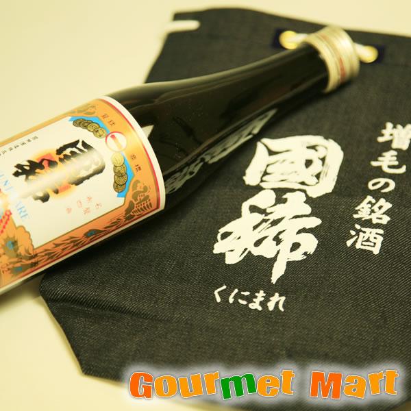 北海道増毛の地酒 国稀(くにまれ)清酒 国稀 360ml
