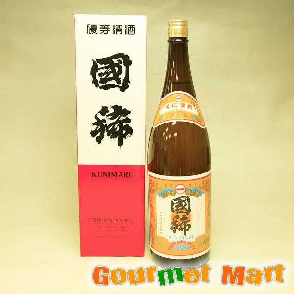 【超速便対応】北海道増毛の地酒 国稀(くにまれ)佳撰国稀 1800ml