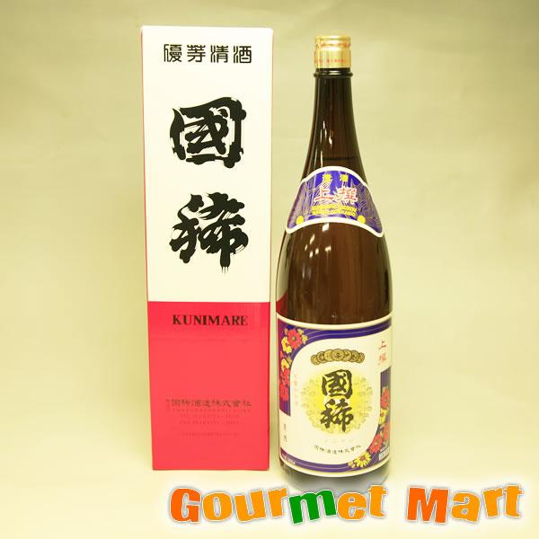 北海道増毛の地酒 国稀(くにまれ)上撰 国稀 1800ml