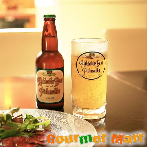 北海道ビール 千歳地ビール「ピリカワッカ」ヴァイツェン 330ml 12本セット