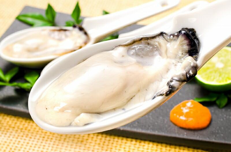 生牡蠣 アップ