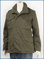 アビレックス ベーシック ミリタリー フィールドジャケット AVIREX BASIC M-65 JACKET 6122081-75
