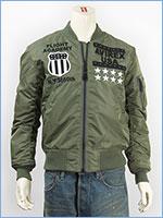 アビレックス MA-1 ユナイテッドステイツ スタッズ AVIREX MA-1 UNITED STATES 6162159-73