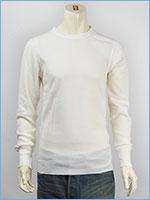 アビレックス デイリー 長袖 Tシャツ クルーネック サーマル AVIREX DAILY L/S TEE SHIRT CREW NECK THERMAL 6153515-02