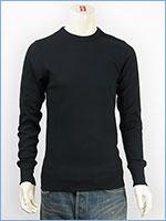 アビレックス デイリー 長袖 Tシャツ クルーネック サーマル AVIREX DAILY L/S TEE SHIRT CREW NECK THERMAL 6153515-09