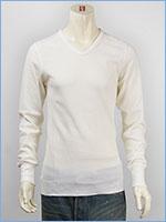 アビレックス デイリー 長袖 Tシャツ Vネック サーマル AVIREX DAILY L/S TEE SHIRT V NECK THERMAL 6163462-02