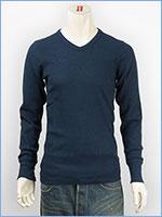 アビレックス デイリー 長袖 Tシャツ Vネック サーマル AVIREX DAILY L/S TEE SHIRT V NECK THERMAL 6163462-87