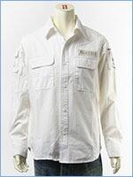 アビレックス ファティーグ カーキシャツ AVIREX L/S FATIGUE KHAKI SHIRT 6175140-01