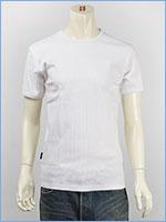 アビレックス デイリー 半袖 クルーネック Tシャツ リブ AVIREX DAILY S/S CREW NECK T-SHIRT RIB 6143502-01, 617351-01