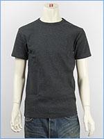 アビレックス デイリー 半袖 クルーネック Tシャツ リブ AVIREX DAILY S/S CREW NECK T-SHIRT RIB 6143502-19, 617351-19