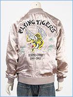 アビレックス スカ ジャケット フライングタイガース AVIREX SUKA JACKET FLYNG TIGERS 6112103-14