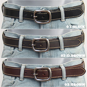 Leather Belt AA0655P