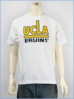 チャンピオン メイドインUSA T-1011 半袖 プリントTシャツ UCLA Champion MADE IN USA T-1011 US T-SHIRT UCLA C5-F303-010