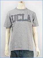 チャンピオン メイドインUSA T-1011 半袖 プリントTシャツ UCLA Champion MADE IN USA T-1011 US T-SHIRT UCLA C5-F303-070
