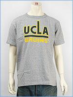 チャンピオン メイドインUSA T-1011 半袖 プリントTシャツ UCLA Champion MADE IN USA T-1011 US T-SHIRT UCLA C5-F303-073